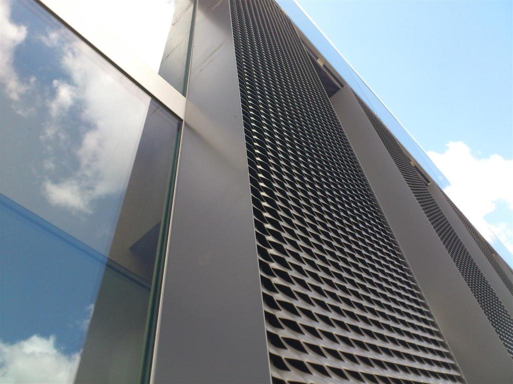 Sepa Expanded Mesh Ceiling Systems Sepa Aluminum