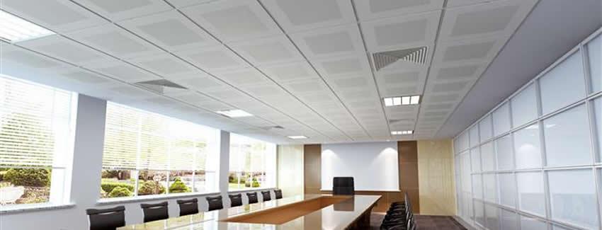 Modular Suspended Ceiling Sepa Aluminum